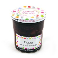 Confiture Figue Amande et vanille
